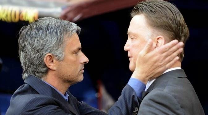 Rooney: Situasi Mourinho Sama dengan Van Gaal