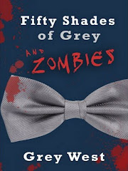 Kindle Featured Creature - Fifty Shades Of Grey And Zombies by Grey West