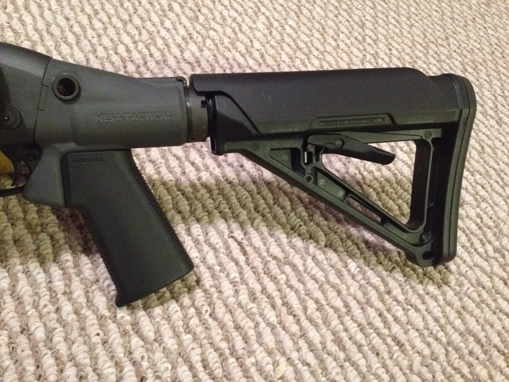 Stock options for mossberg 500