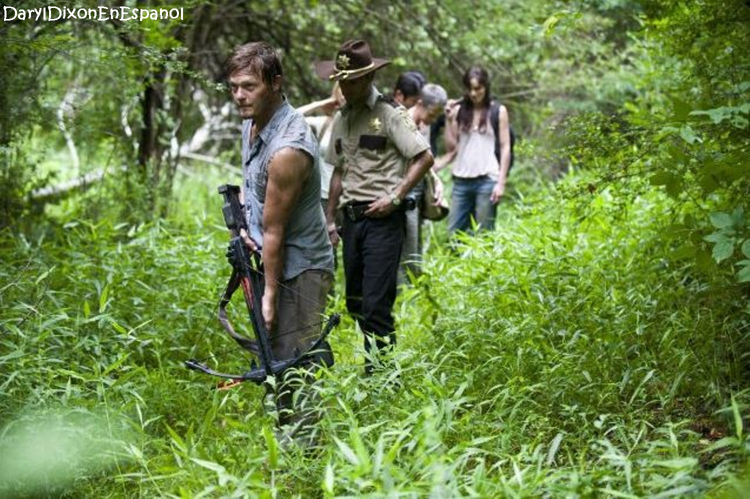 ´The Walking Dead´ Fotos Daryl Dixon HD