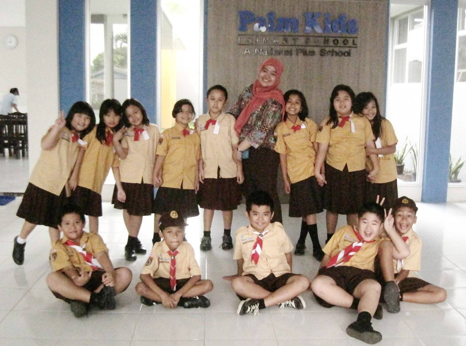 Primary Four | Palm Kids Primary School Purwokerto