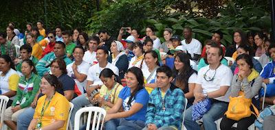 #JMJRio2013: Encontro internacional da JM abre Sede Missionária das POM na JMJ