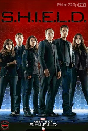 Marvels Agents of S.H.I.E.L.D Season 2 2014 poster