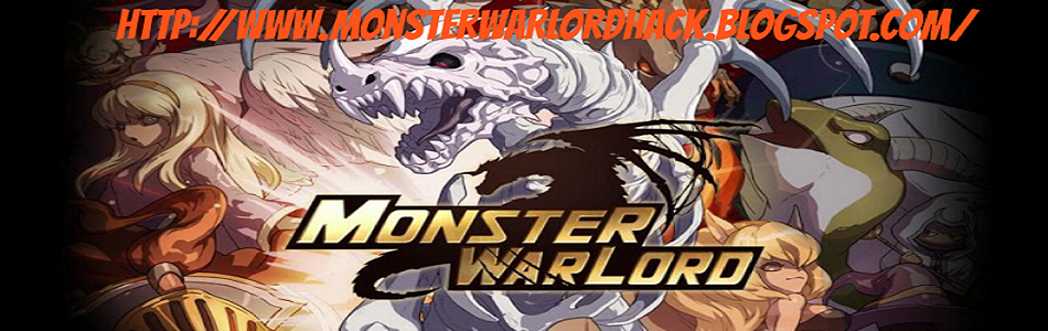 Download Monster Warlord Hack, Monster Warlord Cheat, Monster Warlord