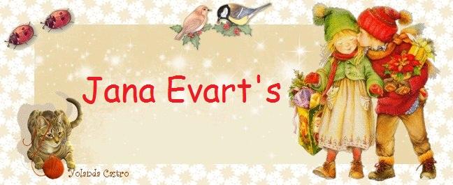 JANA EVART'S