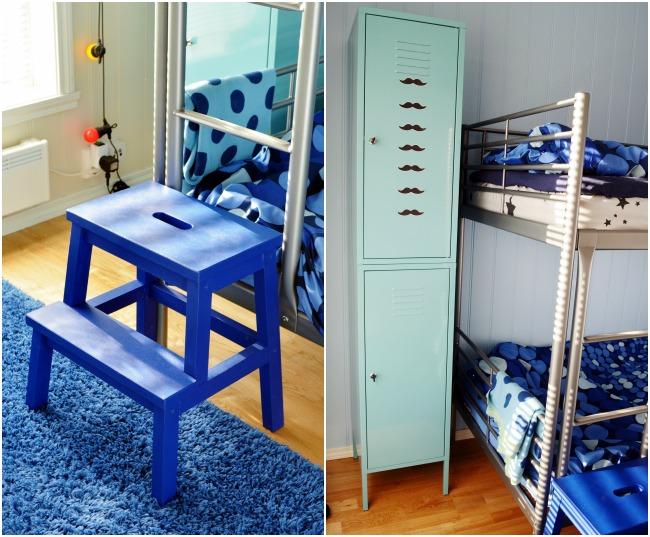 The blue room living four seasons - Ikea ps armario ...