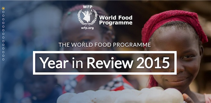 REPORT WFP 2015