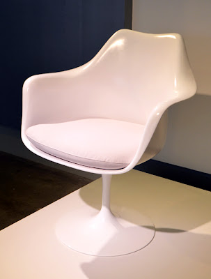 Eero Saarinen at MODA | The Tulip Armchair
