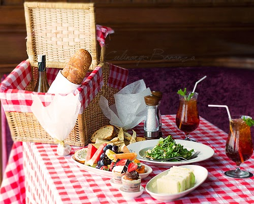 Girls' Picnic Promotion at Salt Grill, ALTITUDE Jakarta