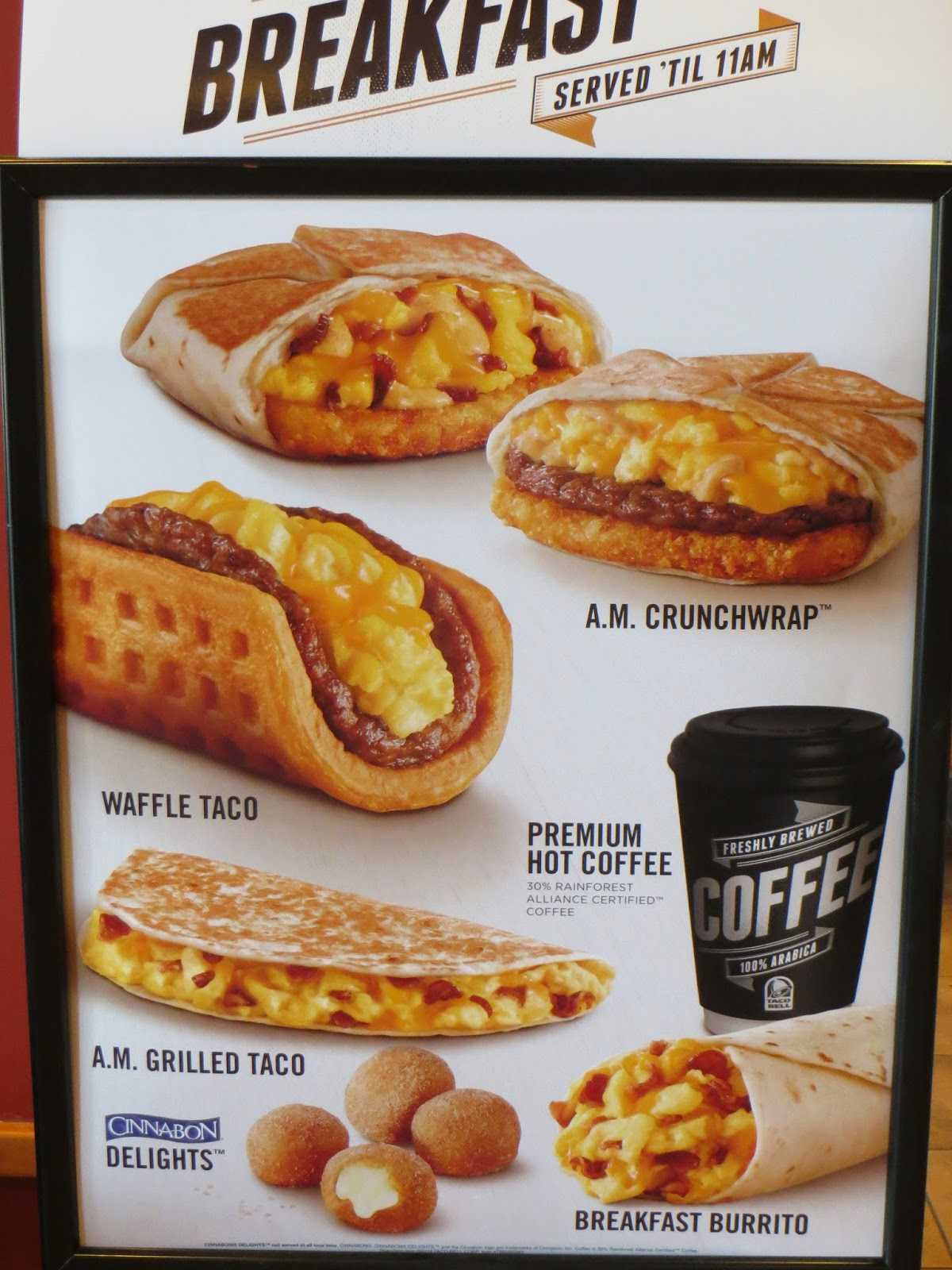 The Taco Bell Breakfast Menu REVIEWED! ~ THE INTERNET IS ... | 1200 x 1600 jpeg 309kB