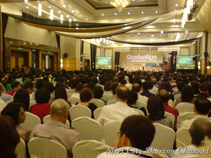 Curtin University Graduation Ceremony 2011 Miri Sarawak