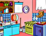 Solucion Gathe Escape Kitchen Guia