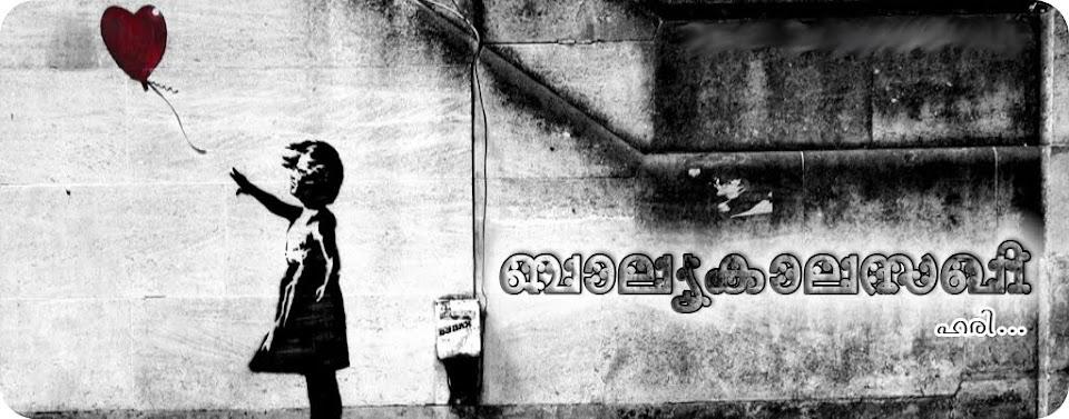 ബാല്യകാലസഖി...