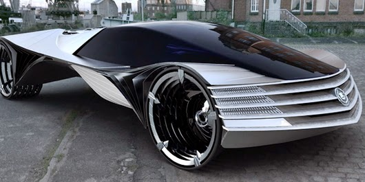 Cadillac thorium car