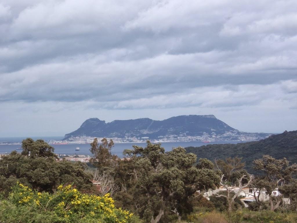 Viaje al Parque Natural del Estrecho y Los Alcornocales