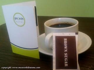 Pose In Hotel Solo kopi gula