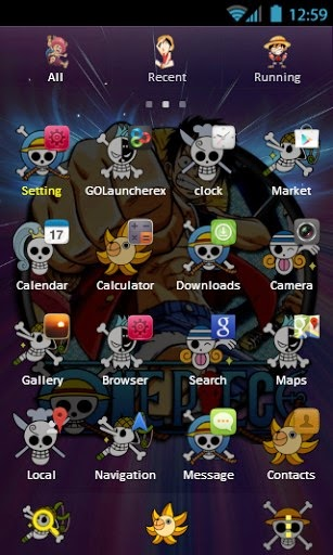 Ultimate One Piece Go Launcher 1 4 S 307x512