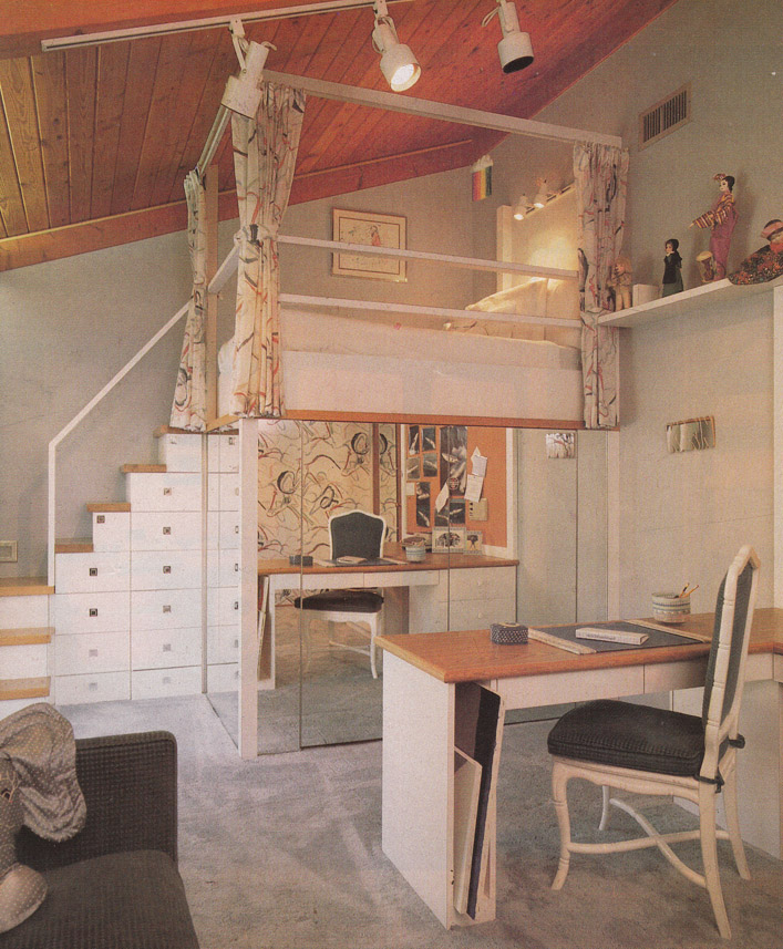 vintage goodness 10 vintage 80s home decorating trends - 80 S House Designs