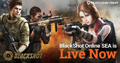 Cara Download, Install Dan Bermain Game BlackShot Indonesia
