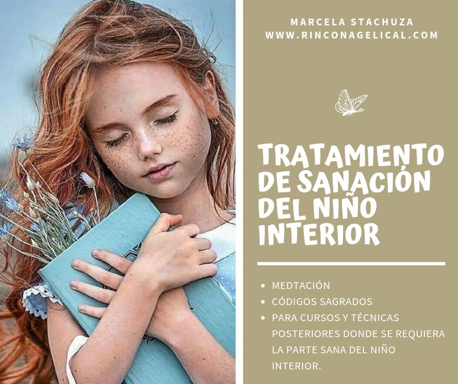 Tratamiento de Sanación del Niño Interior