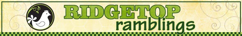 Ridgetop Ramblings