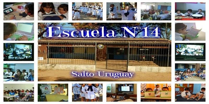 Escuela Nº 14 - Salto-Uruguay