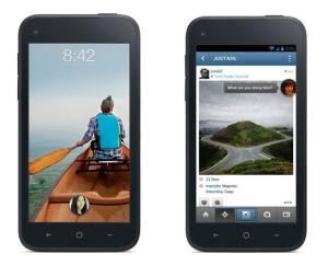 Android con Facebook Home
