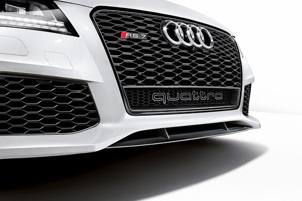 New 2015 Audi Exclusive RS7 Dynamic Edition Concept