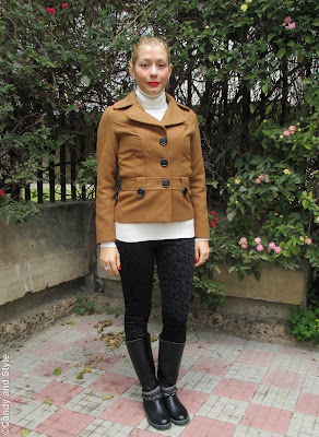 Camel, Black - Lilli Candy and Style Fashion Blog