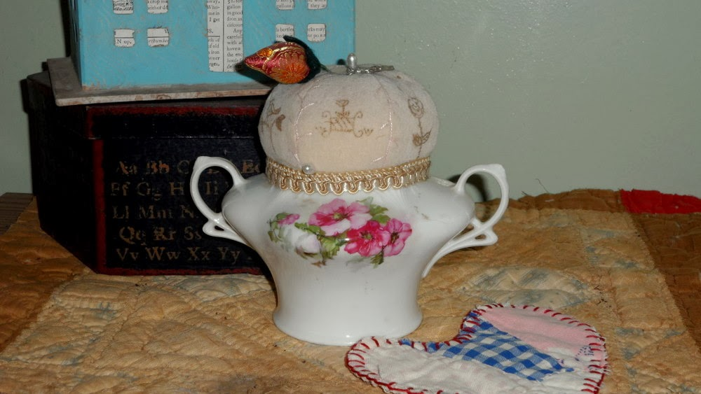 Early Bavaria Sugar Bowl