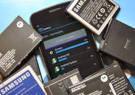 Baterai Smartphone Android Rusak