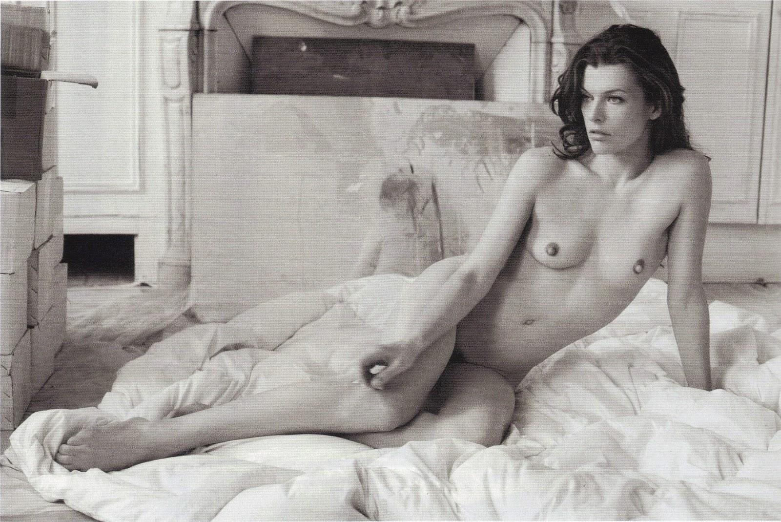 Milla Jovovich Desnuda y Follando en Stone - Videos