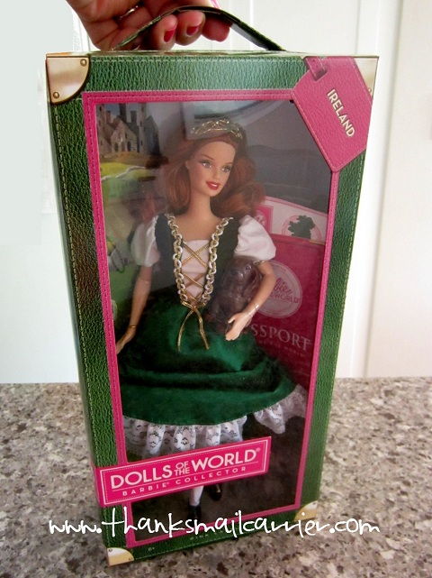 Ireland Barbie Doll