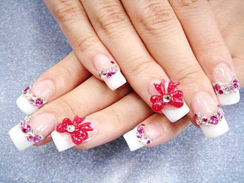 3d nail decorations 3d puzzle image for 3d nail decoration