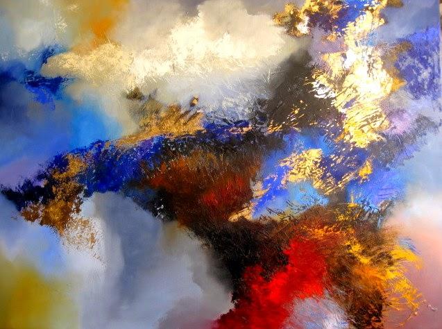 Taller muratsuka pintura abstracta y figurativa for Imagenes de cuadros abstractos grandes