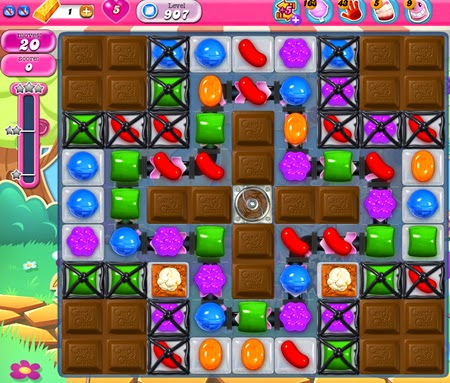 Candy Crush Saga 907