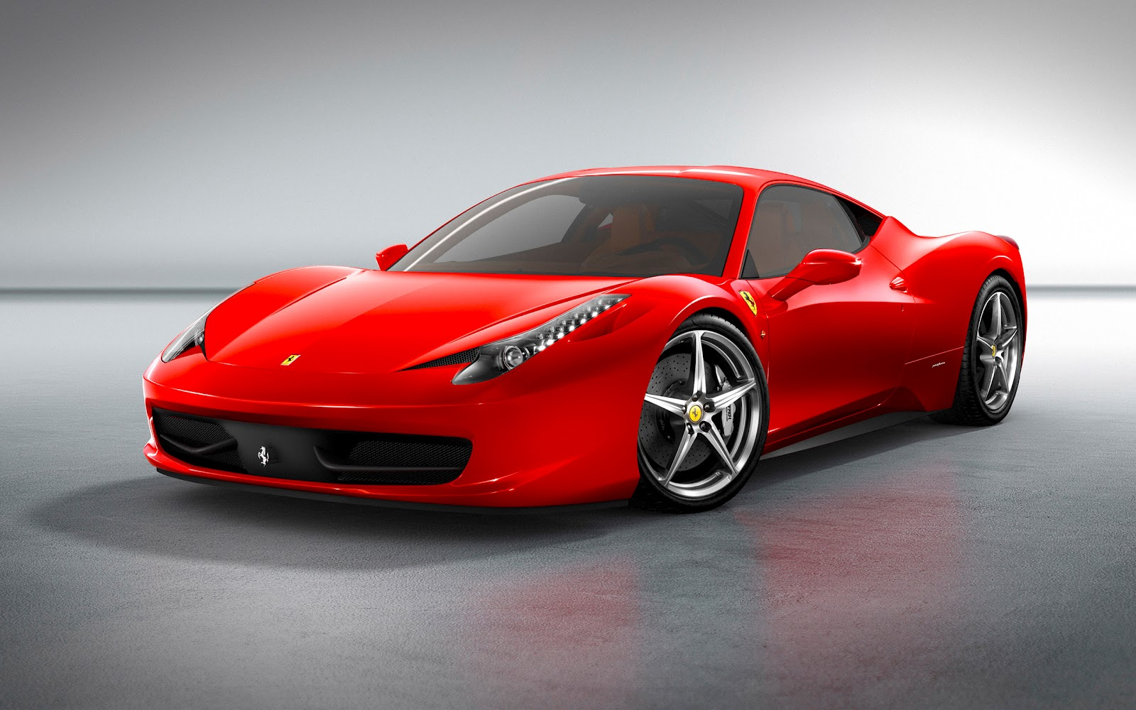 Beautiful Ferrari Cars In The World