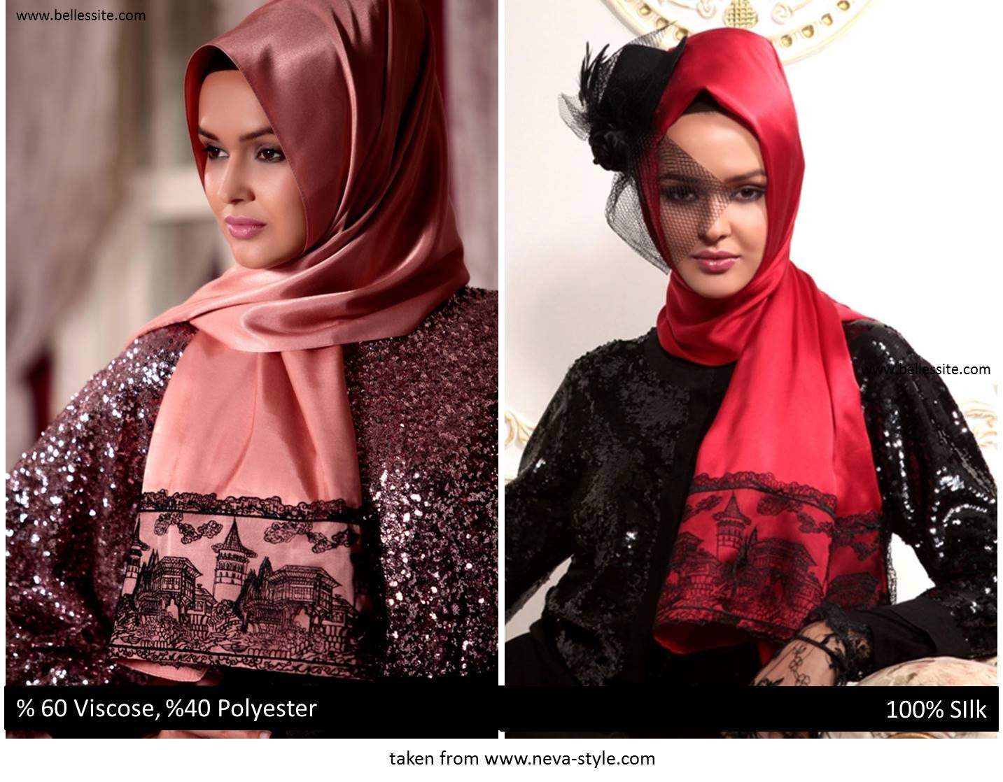 Shop And Drop In The Belles Site Review Jilbab Viscose 100