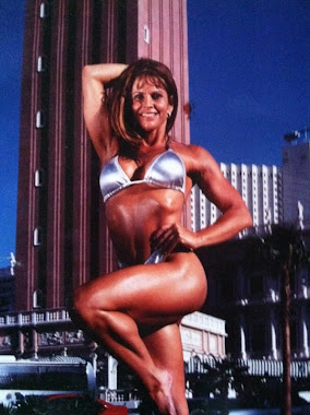 Muscle Mag Vegas Calender Shoot ✿