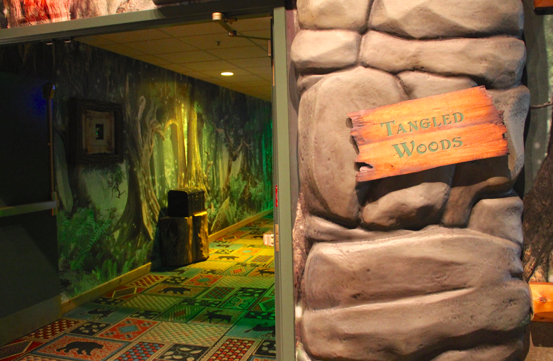 Great Wolf Lodge Niagara Falls - MagiQuest