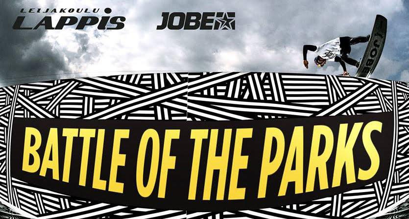 Battle Of The Parks video -kisa