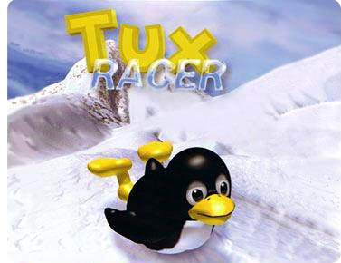 game PC Extreme Tux Racer