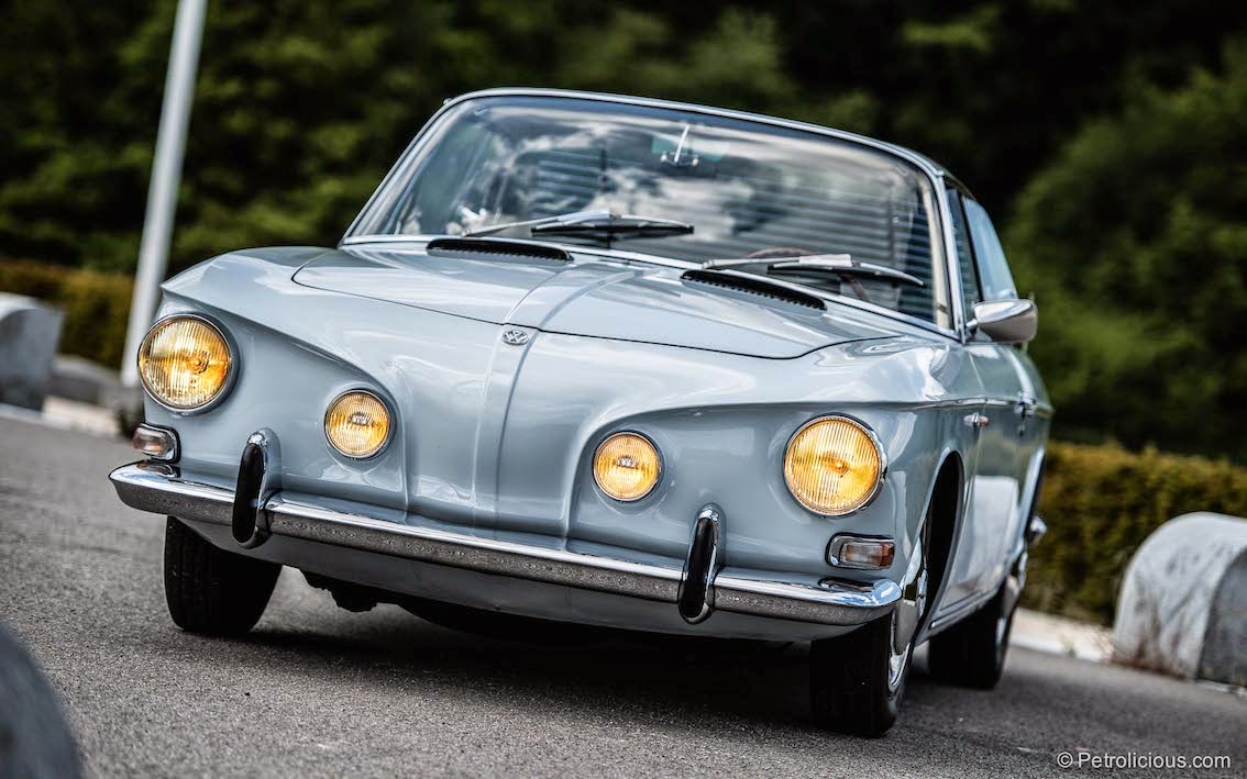 Fab Wheels Digest Fwd Volkswagen Type 34 Karmann Ghia 1961 69 1950 Until It Was Replaced By The Vw Porsche 914 Most Expensive And Luxurious Passenger Car Manufactured In 1960s