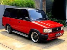 Modifikasi mobil toyota kijang super 1991 96 87 pick up ceper terbaik