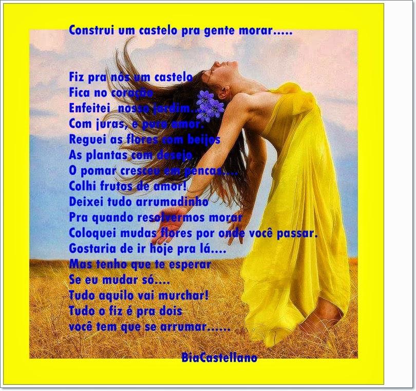 Poema e Arte/Bia Castellano