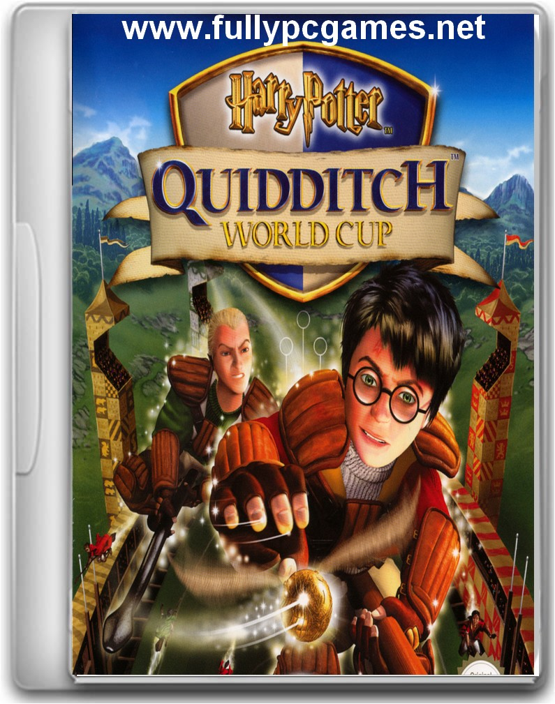 4765 harry potter: quidditch world cup - pc