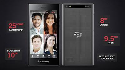 Smartphones Canggih Blackberry Semakin Pintar