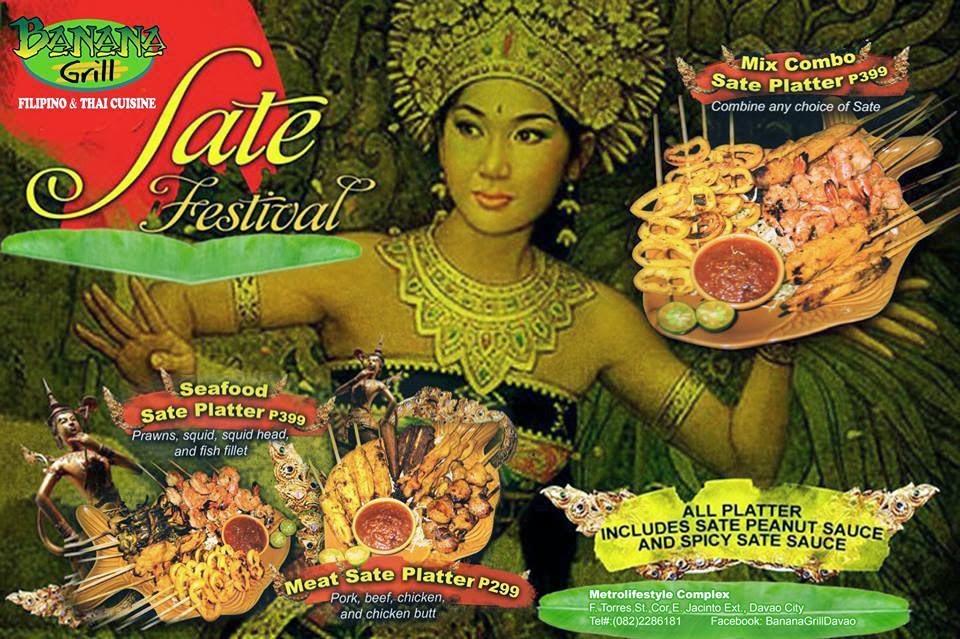 Food Trip: Krua Thai (Banana Grill) in Davao