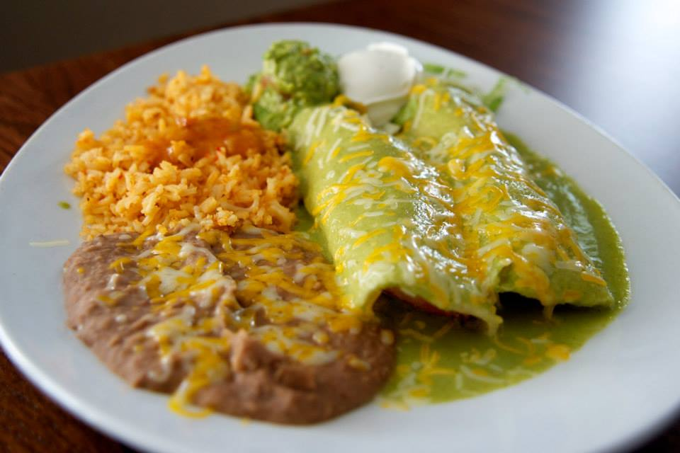 street gourmet la enchiladas mexican food explained