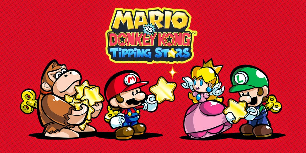 Mario vs. Donkey Kong: Tipping Stars (Wii U/3DS eShop) Review